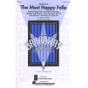 Frank Loesser: The Most Happy Fella - Medley (SATB)