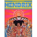 The Jimi Hendrix Experience: Axis: Bold As Love (Easy Guitar Recorded Versions)