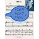 I Can Play That! Blues