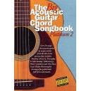 The Big Acoustic Guitar Chord Songbook: Platinum 2