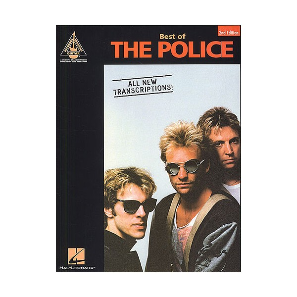 The Best Of Police: Guitar Recorded Versions