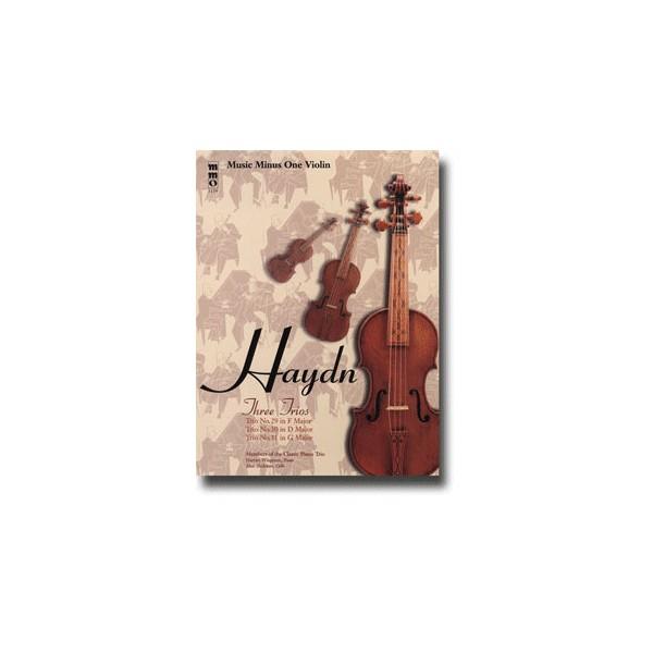 Piano Trios, vol. I: F major (HobXV:17), D major (HobXV:16), and G major(HobXV:15)