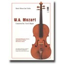 Mozart - Violin Concerto No. 3 in G major, KV216 - Music Minus One - Play-a-long edition