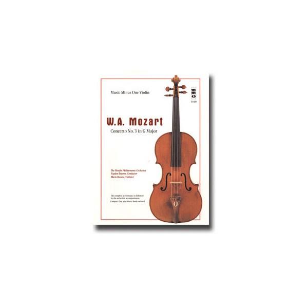 Violin Concerto No. 3 in G major, KV216 (Digitally Remastered edition)