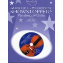 Guest Spot: Andrew Lloyd Webber Showstoppers Playalong For Violin