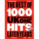 The Best Of 1000 No.1 Hits: The Later Years - Chord Songbook