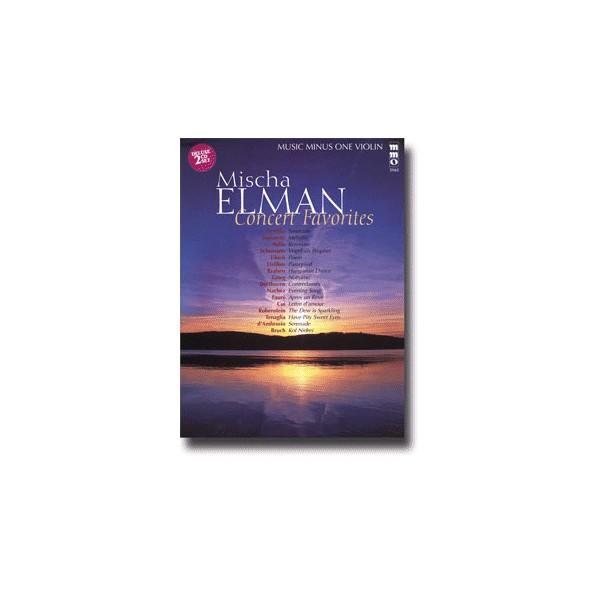 Mischa Elman Concert Favorites (2 CD Set)