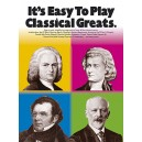 Its Easy To Play: Classical Greats