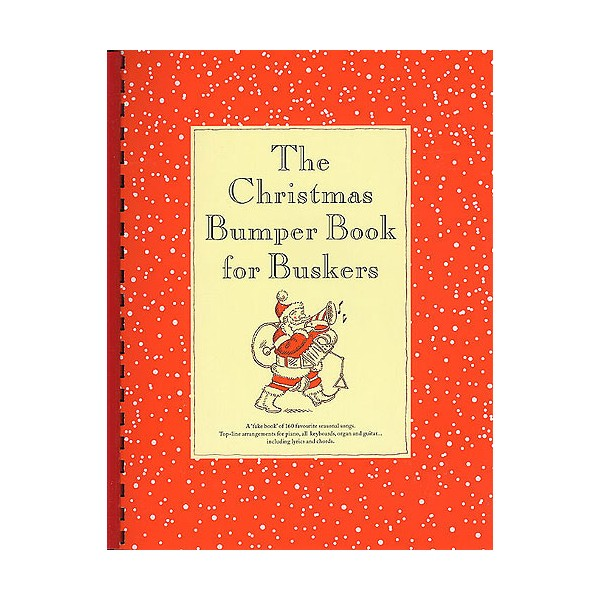 Christmas Bumper Book For Buskers