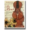 Bruch - Violin Concerto No. 2 in D minor, op. 44 (2 CD set) - Music Minus One - Play-a-long edition