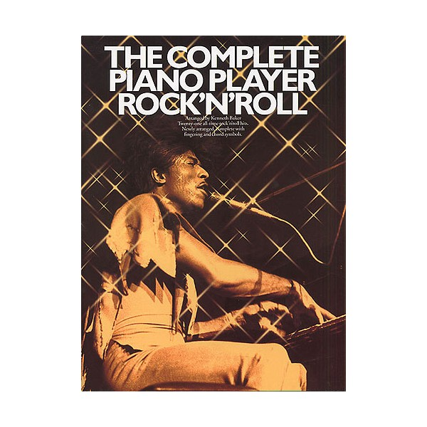 The Complete Piano Player: Rock n Roll