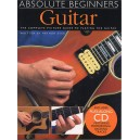 Absolute Beginners: Guitar - Book One