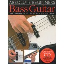 Absolute Beginners: Bass Guitar (Book And CD)
