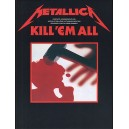 Metallica: Kill Em All Guitar Tab Edition