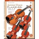 VIVALDI L'Estro Armonico: Concerto for Four Violins in B minor, op. 3, no. 10, RV580 (2 CD set)