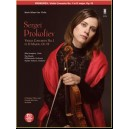 PROKOFIEV Violin Concerto No. 1 in D major, op. 19 (2 CD set)