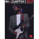 Eric Claptons Best: Easy Guitar Notes And Tab