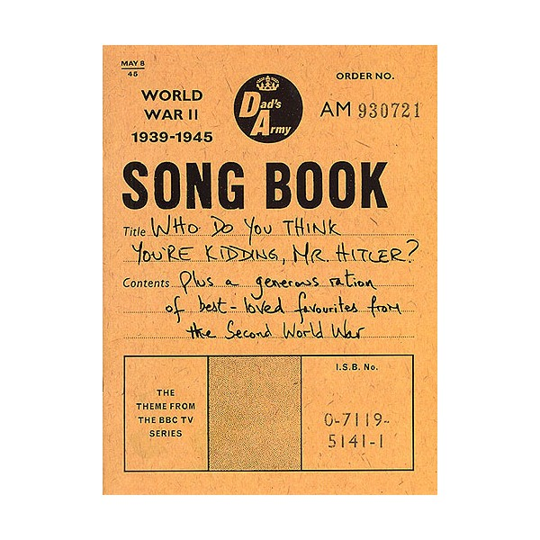 Dads Army Songbook