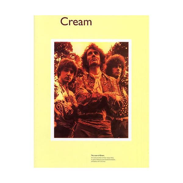 The Cream Of Cream (TAB)