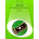 Guest Spot: Jazz Playalong for Clarinet