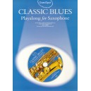 Guest Spot: Classic Blues Playalong for Saxophone