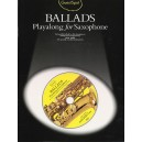 Guest Spot: Ballads Playalong For Saxophone