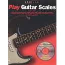 Step One Play Guitar Scales