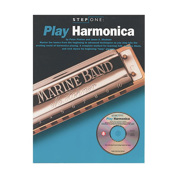 Step One Play Harmonica