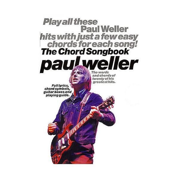 Paul Weller: The Chord Songbook