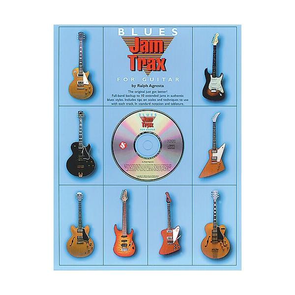 Jam Trax Blues For Guitar