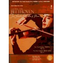 BEETHOVEN Two Sonatas for Violin and Piano - Music Minus One