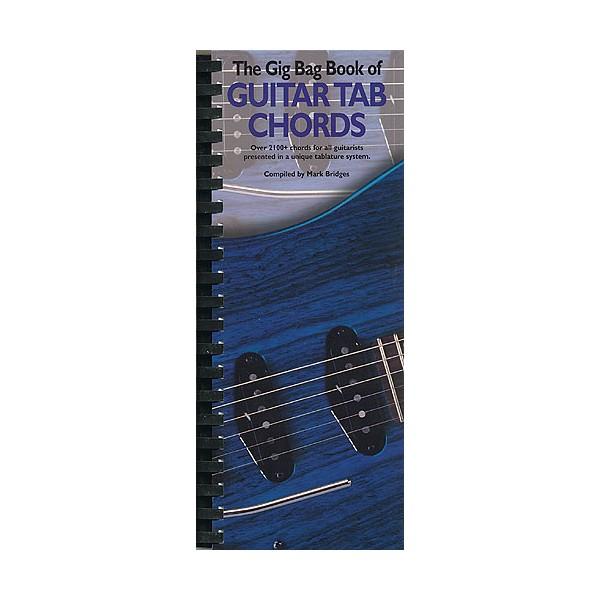 The Gig Bag Book Of Guitar Tab Chords