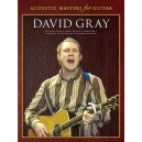 Acoustic Masters For Guitar: David Gray