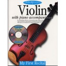 Solo Plus: My First Recital For Violin
