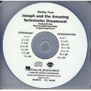 Andrew Lloyd Webber: Joseph And The Amazing Technicolor Dreamcoat Medley (Showtrax CD)