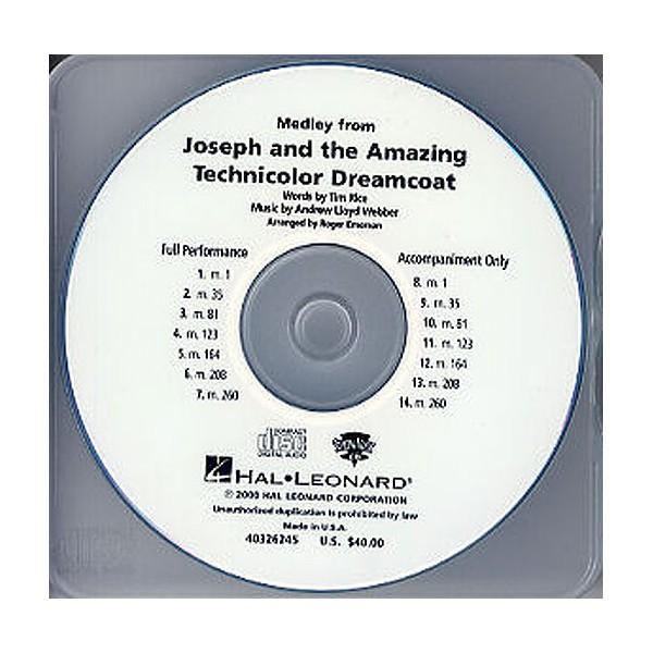 Andrew Lloyd Webber: Joseph And The Amazing Technicolor Dreamcoat Medley (Showtrax CD)