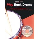 Step One: Play Rock Drums