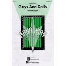 Frank Loesser: Guys And Dolls Medley (SAB)