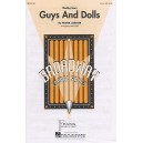 Frank Loesser: Guys And Dolls Medley (Two Voice)