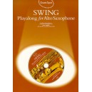 Guest Spot: Swing Playalong For Alto Saxophone
