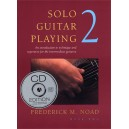 Frederick Noad: Solo Guitar Playing 2 (Book And CD)