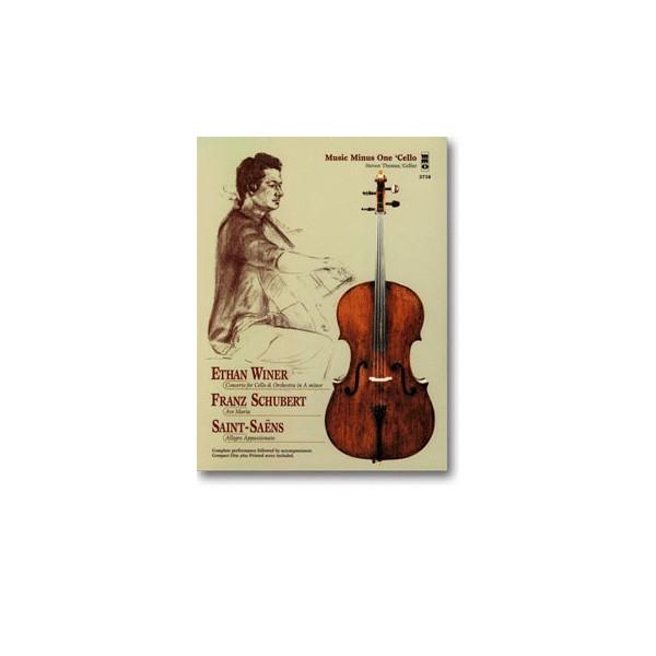 WINER Violoncello Concerto: SCHUBERT Ave Maria: SAINT-SAENS Allegro Appassionato (pop ver.)