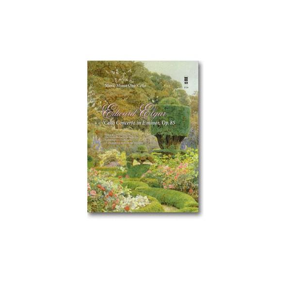 Violoncello Concerto in E minor, op. 85 (2 CD set)