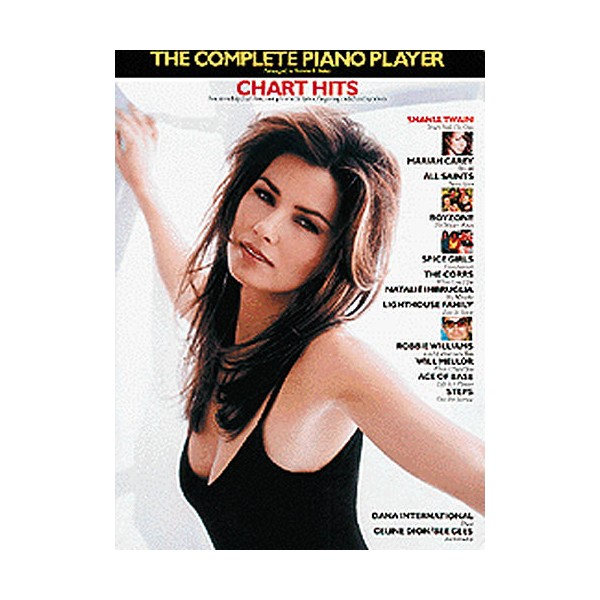 The Complete Piano Player: Chart Hits