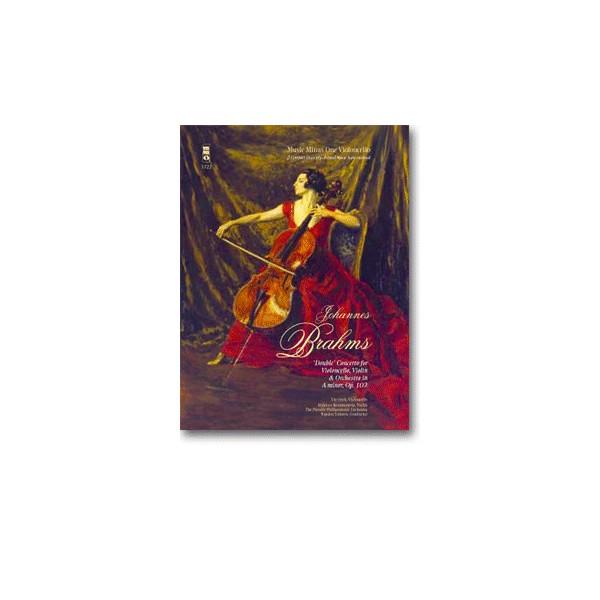 Double Concerto for Violoncello & Violin in A minor, op. 102 (3CD set)