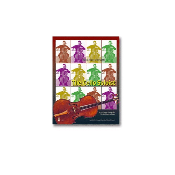 The Cello Soloist: Classic Solos for Cello and Piano (2 CD set)