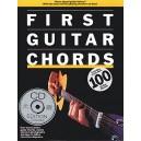 First Guitar Chords (Book/CD)