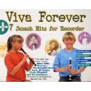 Viva Forever + 7 Smash Hits For Recorder