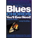 All The Blues Chords Youll Ever Need
