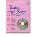 17th/18th Century Italian Songs - Low Voice, vol. II - Music Minus One